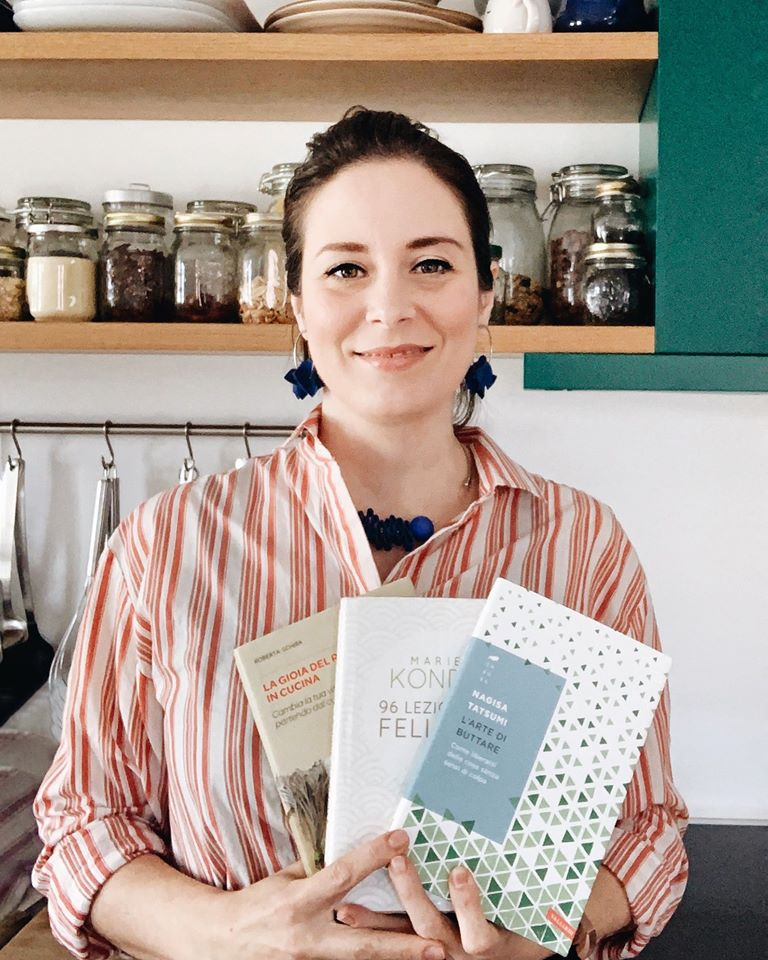 cucina organizzata libri